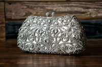Bridal / Evening purse / clutch