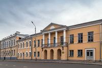 Street in Kaluga, Russia