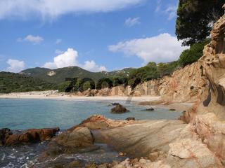 Porto Tramatzu an der Costa del Sud auf Sardinien