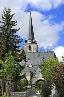 Bergkirche Schleiz, Thüringen