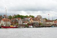 Stadtlandschaft 003. Flensburg. Deutschland