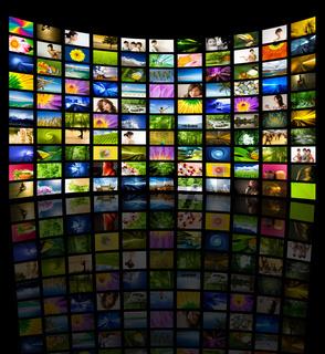 Big Panel of TV