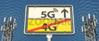 5G Netzausbau