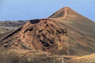 San Antonio Volcano Santa Cruz La Palma Spain
