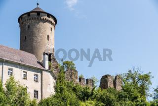 Burganlage Wildberg - Schloss und Ruine, Austria