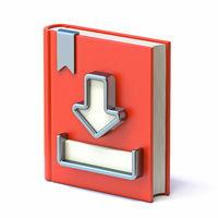 E-Book download 3D