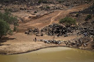 Djibouti Wasserstelle