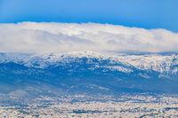 Landscape Aerial View, Athens, Greece