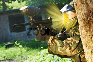 paintball direct shot