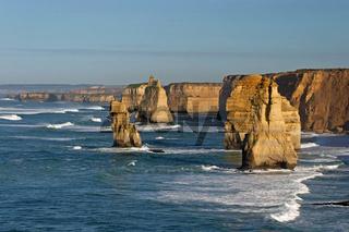 Die Zwölf Apostel bei der Great Ocean Road