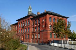 Fritz-Reuter-Schule in Demmin