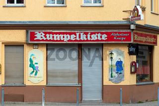Alte Kneipe 003. Deutschland