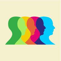 social interaction illustration