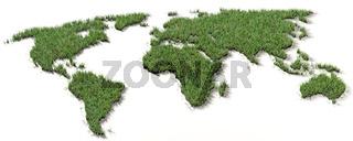 Erde und Naturschutz