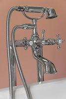 Klassische Badarmatur