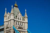 Detail of Tower Bridge
