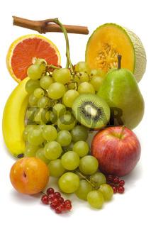 Obst, Obstschale, Obstteller
