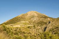 Micenas Fort, Peloponnese, Greece