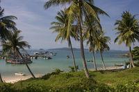 Südseestrand bei Giang Dau auf der Insel Phu Quoc, Vietnam, Asien