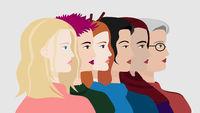 WOMEN_FACES.eps