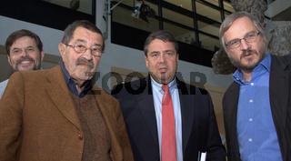 Kai Schlüter (Hrsg.), Günter Grass, Sigmar Gabriel, Christoph Links