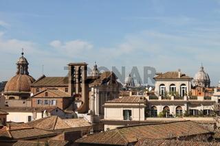 Urban scenic in Rome