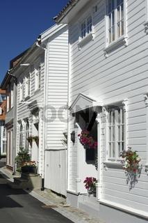 Norwegisches Holzhaus 2