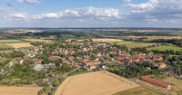 Luftbildaufnahmen aus Schielo im Harz