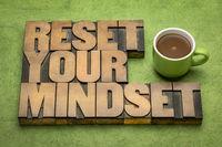 reset your mindset advice