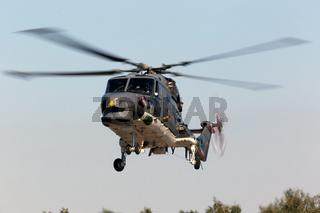 20. CIAF 2013: Sea Lynx MK 88A der deutschen Marine.