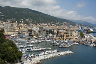 Alter Hafen, Bastia