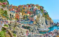 Manarola in Italy