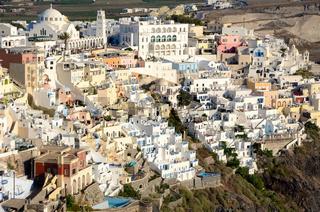 Fira - Santorin - Griechenland