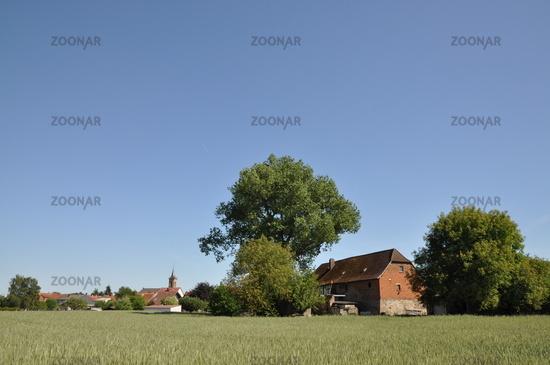 Dorf in Deutschland