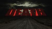 Death Concept Photo Illustration