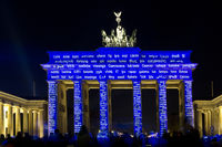 Berlin Festival of Lights - Brandenburger Tor