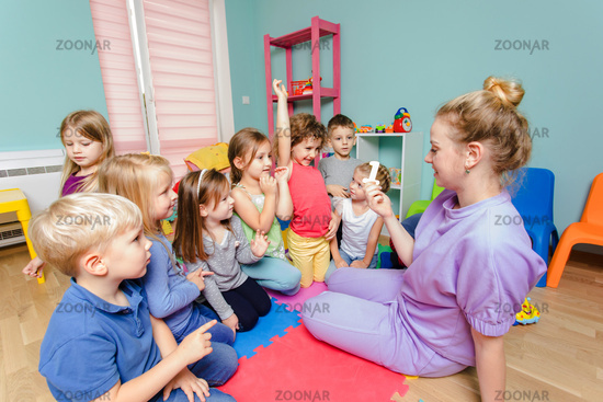Providing new teaching methods with very young learners