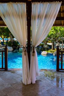 Nusa Dua resort in Bali Indonesia