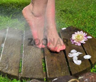 Kneipp Füße Wasser Kneippkur
