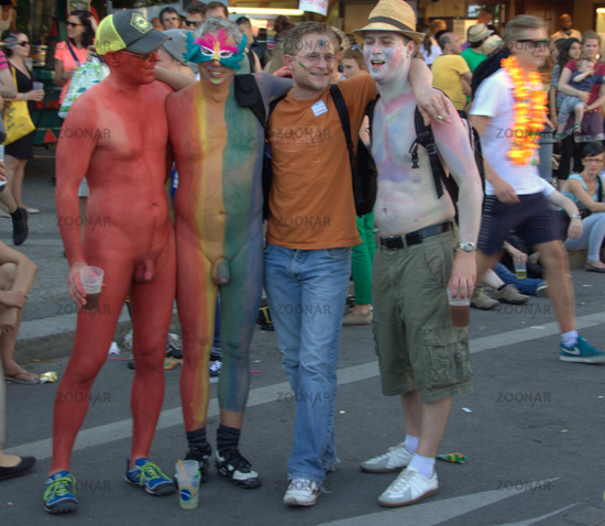 CSD, Christopher Street Day, CSD, 2013, Berlin