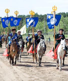 World Mongolians Convention