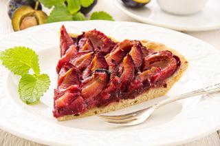 plum pie zwetschgenkuchen
