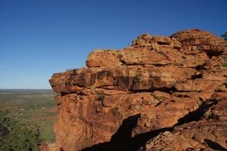 kings canyon,australien