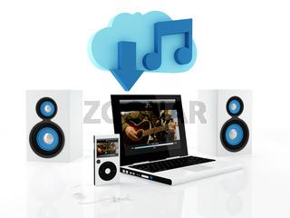 Music Cloud Download