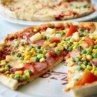 Italian supreme pizza