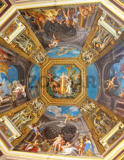 Renaissance ceiling