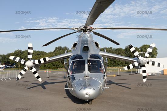 Eurocopter X3.