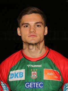Kay Smits  SC Magdeburg HBL Liqui Moly Handball-Bundesliga Saison 2021-22