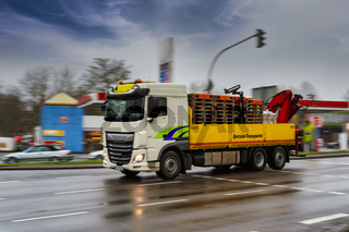 LKW Spezialtransport
