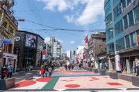 hongdae main street